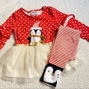 Christmas outfit 3T